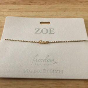 Zoe Name Bracelet